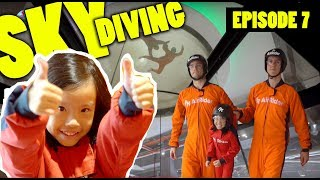 Elysa forces Mark and Ryan to try Skydiving   You Kid-ing   Astro SuperSport