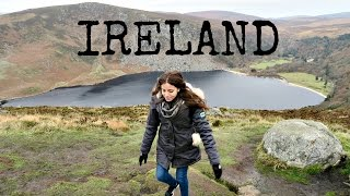 Ireland Vlog // Vikings Filming Set + Vegan Gourmet Food Truck!