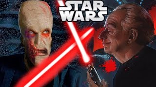 Everything Palpatine REALLY Did When He Killed Plagueis - Star Wars Explained
