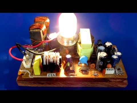 New electricity inventions Free energy generator 220V – Easy Diy at School