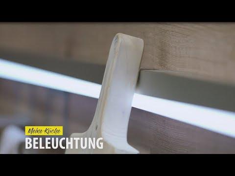 Meine Nolte Küche mit Eva Brenner: Wohnliche Atmosphäre durch Beleuchtung