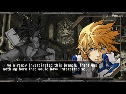 guilty gear psp iso download