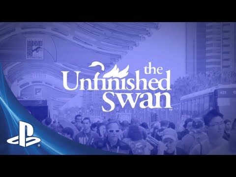 The unfinished swan™ game | ps4 playstation.