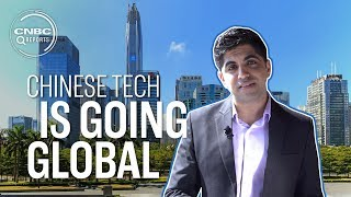 Chinese tech is going global | CNBC Reports