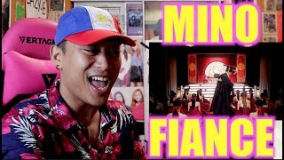 MINO (송민호) - '아낙네 (FIANCÉ)' MV REACTION