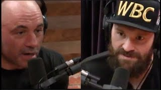 Joe Rogan - How Tyson Fury Bounced Back From Depression & Addiction