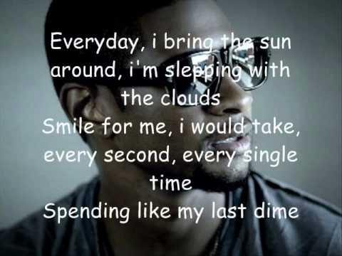 Usher - Somebody To Love Lyrics