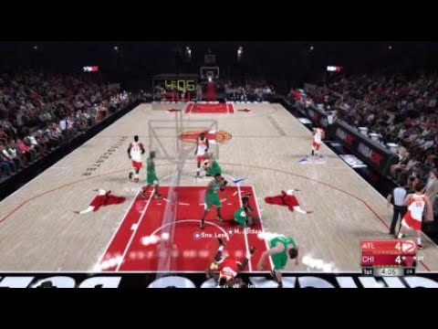 I posterized Michael Jordan in NBA 2k18?!