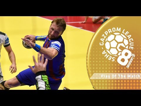 Play of the match: Martin Johannson (Steaua Bucuresti vs Izvidjac)