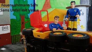 Feuerwehrmann Sam Sams Unfall mit Venus Folge 73