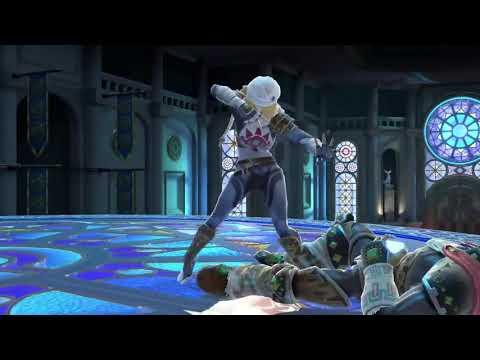Super Smash Bros. Ultimate - Bandes annonces - Sheik