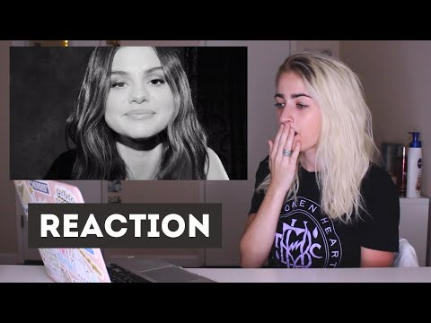 Lose You to Love Me - Selena Gomez REACTION!