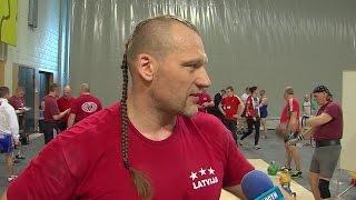 Даугавпилс претендует на проведение чемпионата мира по гиревому спорту