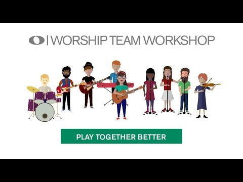 Worship Team Workshops