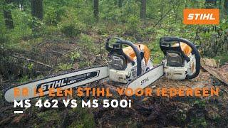 MS 462 vs MS 500i
