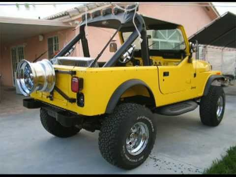 My JEEP CJ7 1985 PROJECT Mp3