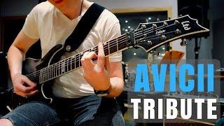 Avicii - Ten More Days - Tribute Guitar Remix by Backslash