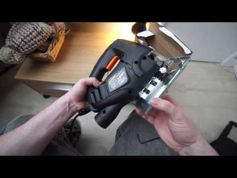 "Are cheap power saws worth buying? | £16 ""Challenge"" Argos 650w Jigsaw review"