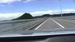 ドライブ角島