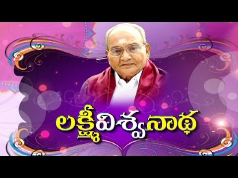 Womens-Day-Special-Interview-with-K-Viswanath-K-Viswanath-about-his-Wife-Vanitha-TV-09-03-2016