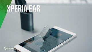 Xperia Ear, el asistente móvil de Sony en formato auricular Bluetooth