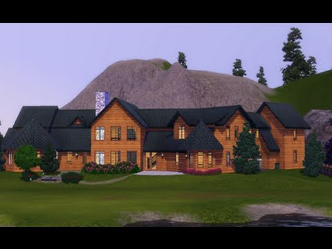 All of his homes  as far as I remember are on the exchange as well  Other  than that  there are some nice ones on Mod the Sims  www modthesims com. Best houses for Sims 3    The Sims Forums
