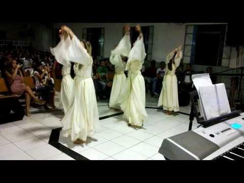 Coreografia Em Alto Rio Novo