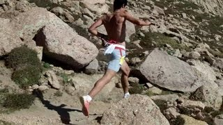 Great look at Pike's Peak Marathon 2012 - with handy victory by Kilian Jornet