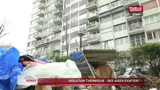 Isolation thermique des bâtiments : des aides existent !