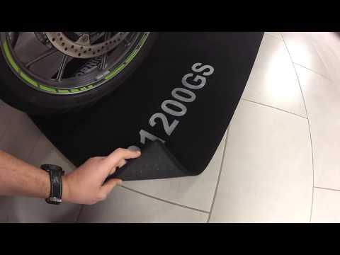 Teppich Carpet BMW R1200GS