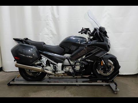 2015 Yamaha FJR1300ES in Eden Prairie, Minnesota - Video 1