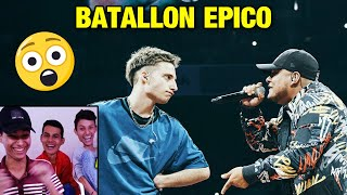 REACCIÓN ÉPICA - ACZINO vs WOS - Octavos | Red Bull Internacional 2019