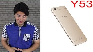 [Hindi-हिन्दी]  Vivo Y53 : VIVO at his Best !! (You Need to Watch This)