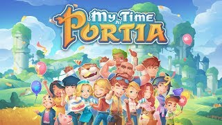 Видео My Time at Portia