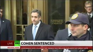 Michael Cohen sentenced to prison – is Flynn next? | Kholo.pk