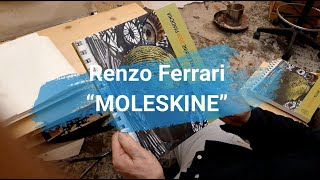"'Renzo Ferrari ""Moleskine 2020 Pandemia""' episoode image"