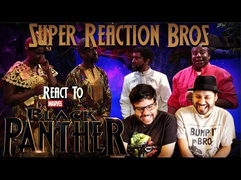 SRB Reacts to SNL - Black Panther Deleted Scene