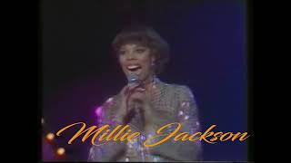 Millie Jackson Live Concert In Manchester UK Full Concert / Show 1982 RARE