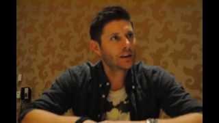 Jensen Ackles Interview - WinchesterBros