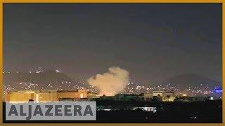 Taliban suicide attack in Kabul kills Afghan troops