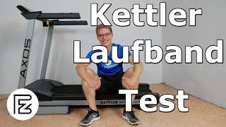 Kettler Laufband Sprinter 5 im Test - lohnt sich das Profi Laufband?