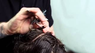How To Create A Short Mens Hair Cut With Volume