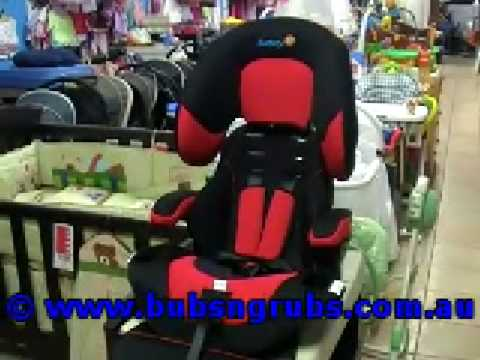 Safety 1st Prospect 2 in 1 Booster Seat Video Review http://www.bubsngrubs.com.au