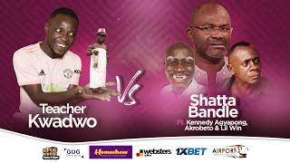Face to Face with SHATTA BANDLES 😂😂😂😂