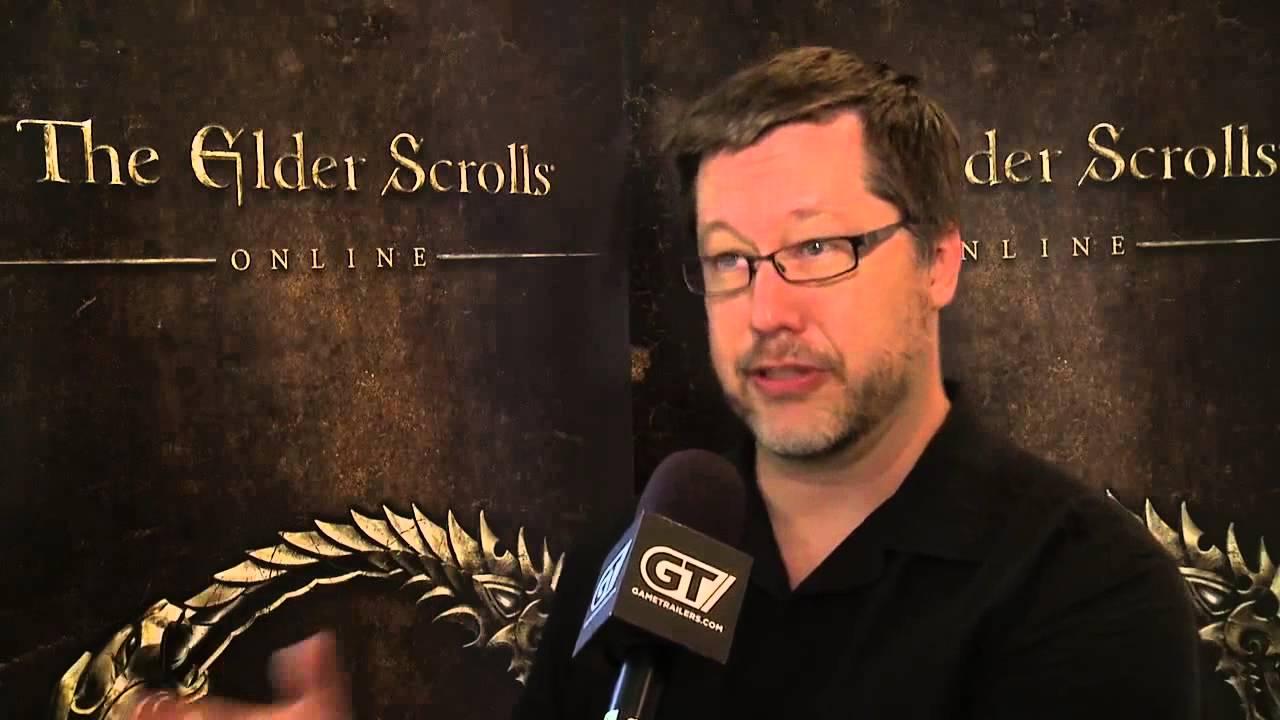 Elder Scrolls Online: видео - Bringing the Scrolls to MMO (RUS)