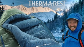 Thermarest Questar 0f/-18c Down sleeping bag REVIEW