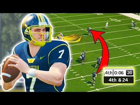SEE This Play To BELIEVE IT! | NCAA 14 Prestige Dynasty Ep. 81 (S7)