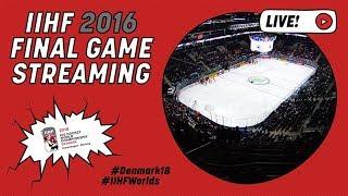 Historic #IIHFWorlds Finals: Finland vs. Canada 2016