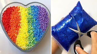 Relaxing Slime Compilation ASMR | Oddly Satisfying Video #14