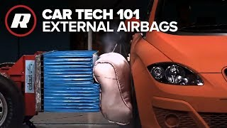 Car Tech 101: External airbags (On Cars)